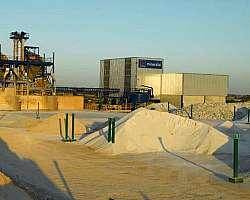 Empresa de talco industrial