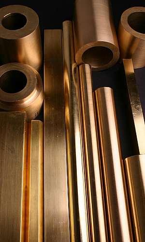 Bronze industrial