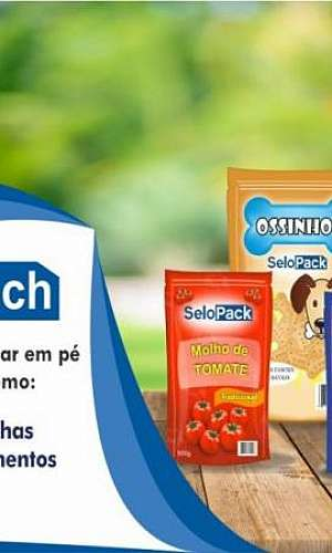 Embalagens plásticas para produtos líquidos