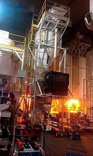 Empresa de montagem industrial