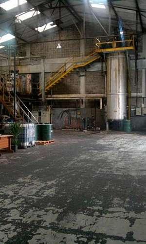 Fábrica de aditivos