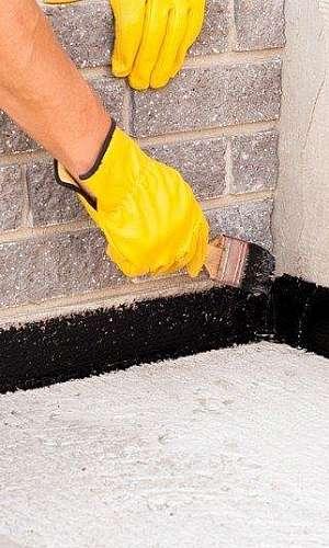 Impermeabilizante para parede externa e interna