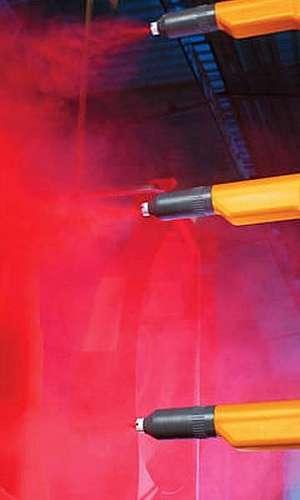 Resina acrílica para tintas