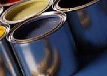 Loja de talco para tintas industriais