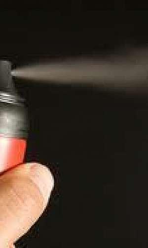 Tinta spray para plástico